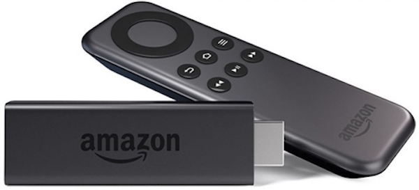 Fire TV Stick standard remote