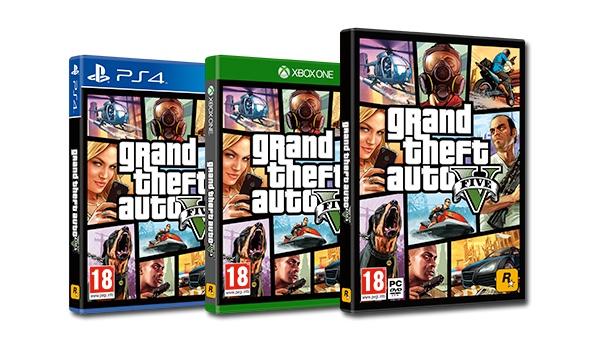 GTA 5 boxes