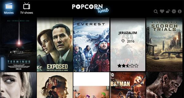 PopcornTime-Online