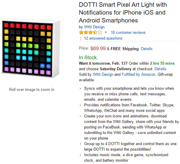 dotti-amazon-listing