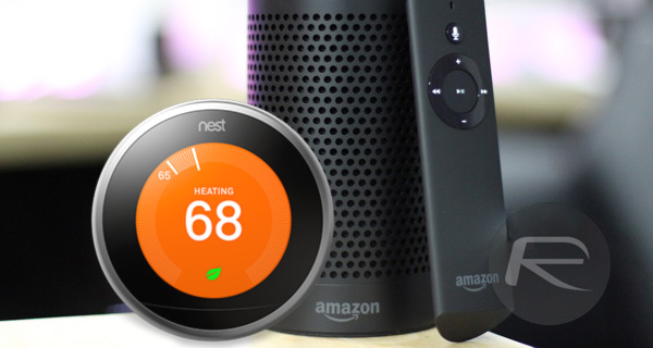 Amazon S Alexa Adds Nest And Honeywell Thermostats