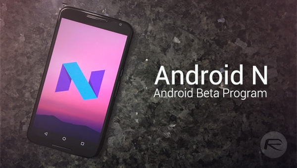 Android-N-android-beta-program