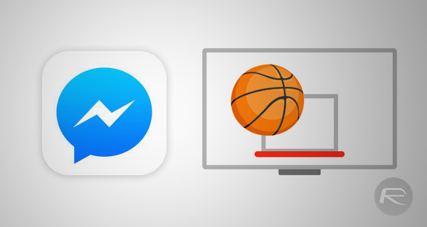 Facebook-Messenger-Basketball-game
