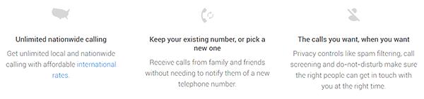 Fiber-Phone-features
