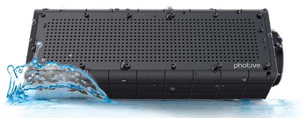 Photive-Hydra-Waterproof-Bluetooth-Speaker