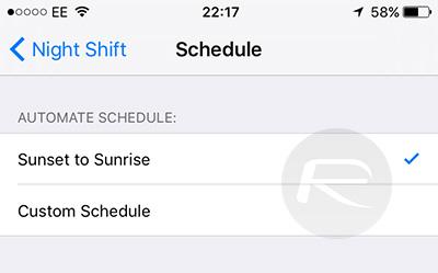 Schedule-Night-Shift