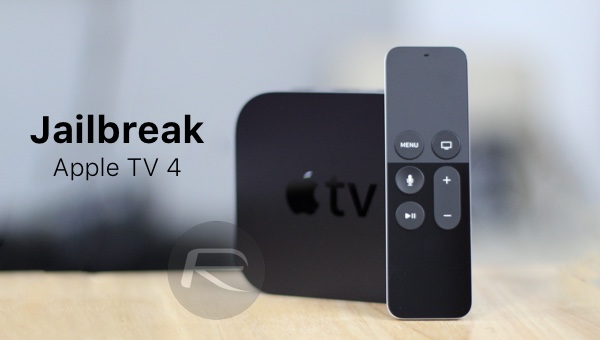 apple tv 4 jailbreak main