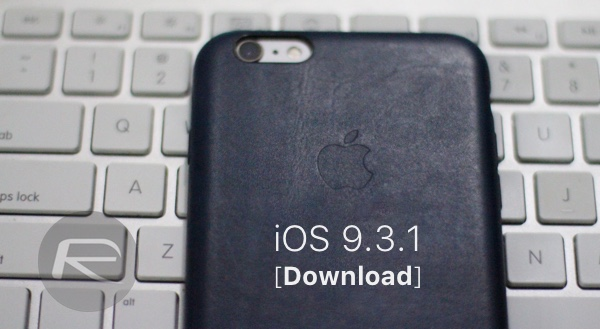 download iOS 9.3.1