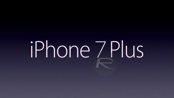 iPhone 7 Plus main