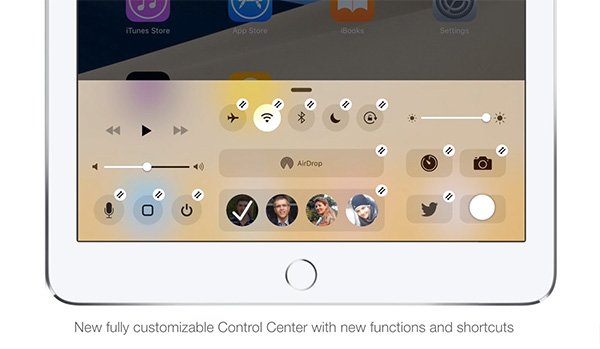 Control-Center-customizable-iPad