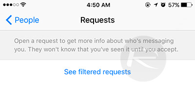 Facebook-Messenger-filtered-requests