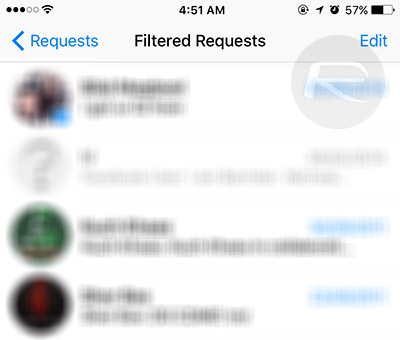 How To Find Hidden Messages In Facebook Messenger App On iOS