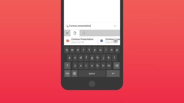 Microsoft hub keyboard for iPhone