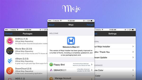 Mojo-app-iOS