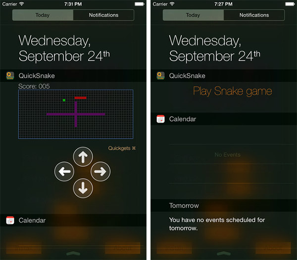 Snake-game-iOS