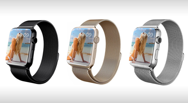 This 3rd-Party Milanese Loop For Apple Watch Costs $15.99 Compared To Apple's $149