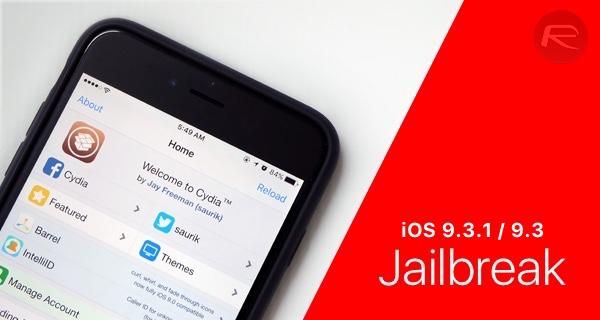 iOS 9.3.1 jailbreak release main