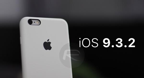 iOS 9.3.2 main
