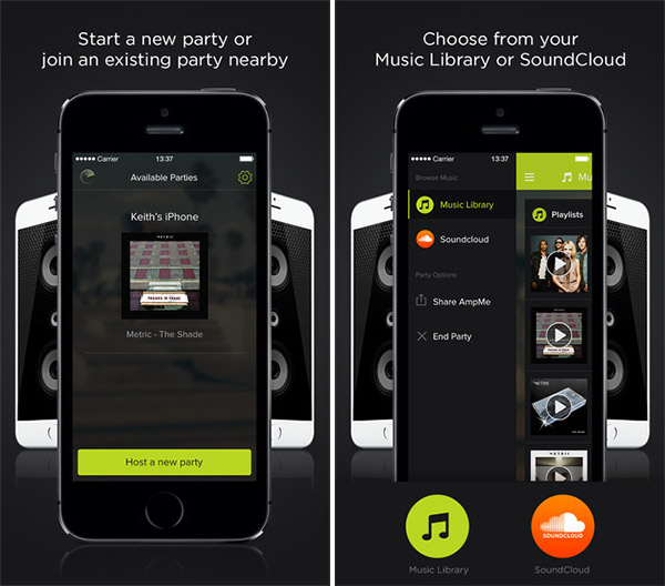 Those Who May Be Able To Take Advantage Of Ampme Can Do So For Free Regardless Whether They Are Iphone Or Android Users The Interesting Part Here Is