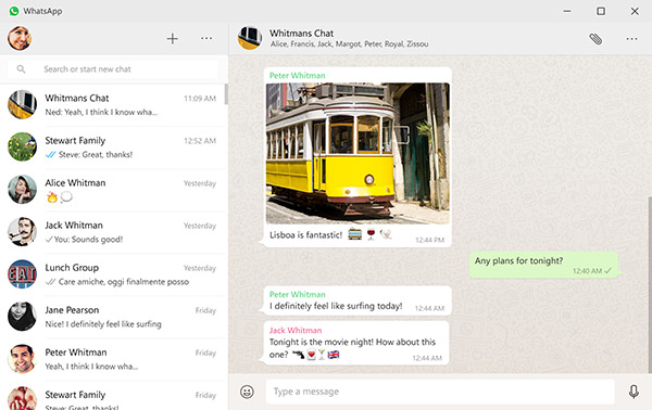 WhatsApp-Desktop-app