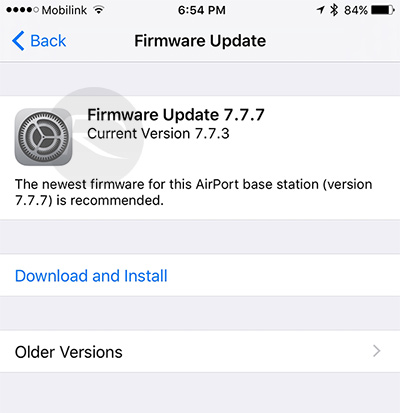 firmware-update-airport