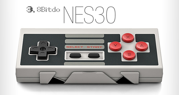 This Game Controller Looks Like Nintendo NES Gamepad, Works With iPhone, Android For Gaming