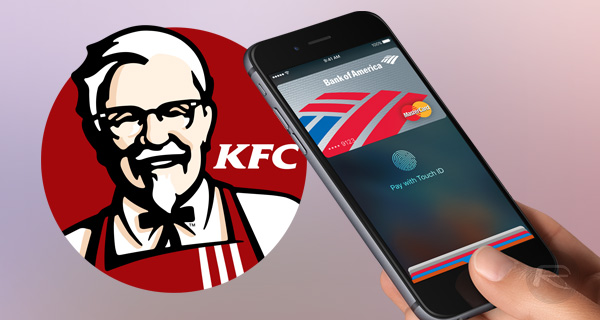 KFC Now Accepts Contactless Payments, Including Apple Pay | Redmond Pie