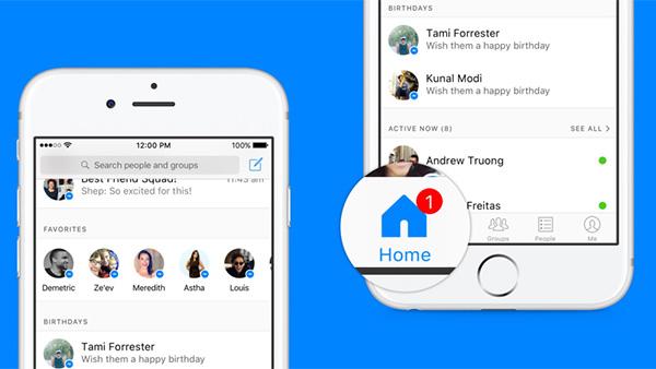 Messenger-UI-change
