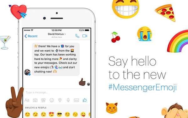 Messenger-emoji