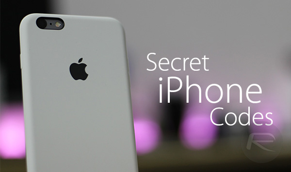 List Of Secret USSD Codes To Unlock Hidden iPhone Settings