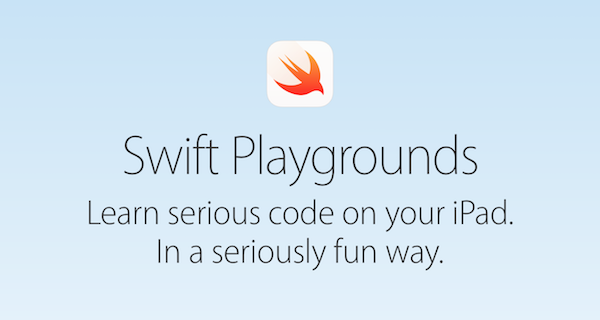 Swift Playgrounds main