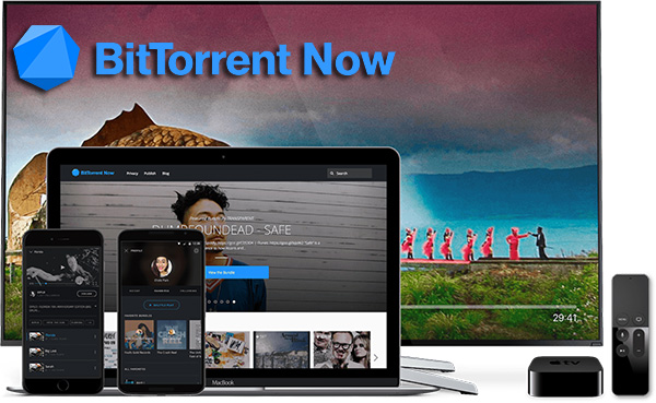 BitTorrent Now Is A New Music And Video Streaming App For iOS