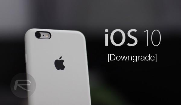 ios-10-downgrade