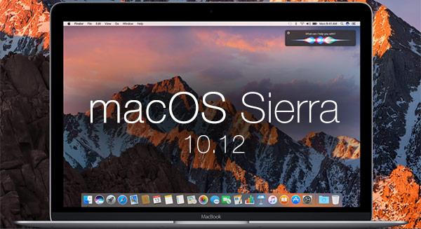 Afbeeldingsresultaat voor os x 10.12 sierra