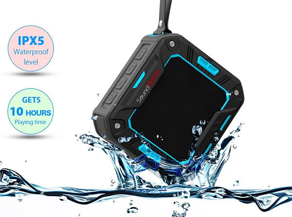 soundpeats-waterproof-bluetooth-speaker