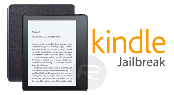 Kindle-Jailbreak