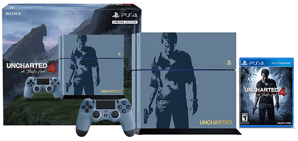 PS4---Uncharted-4-Limited-Edition-Bundle