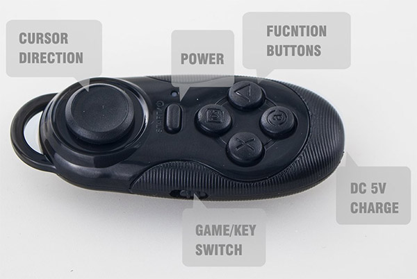 REALVOX-Mini-Bluetooth-Remote-Controller