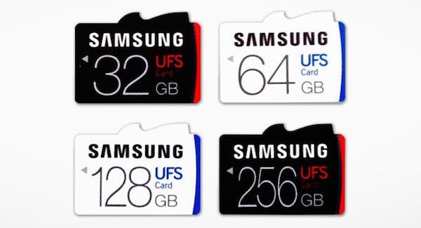 Samsung-UFS-card