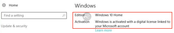 Windows 10 Product Key And Activation: How To Find It And How It