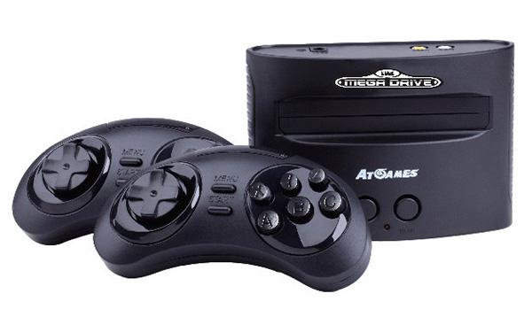 Sega-Mega-Drive-classic-reboot