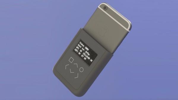 Snowden iPhone case