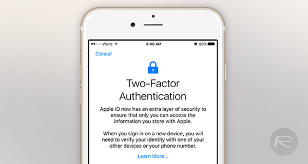 Two-Factor-Authentication-Apple-ID