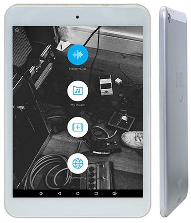 binj-XS-Tablet