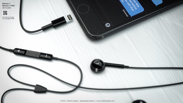 iPhone-7-space-black-earpods