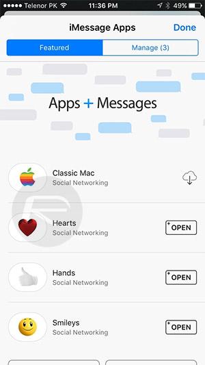 imessage-app-store