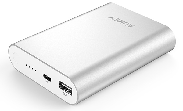 AUKEY-10000mAh-Portable-Charger