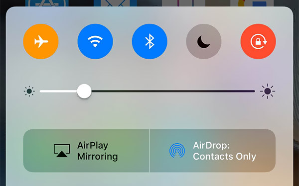 Airplane-mode with WiFi