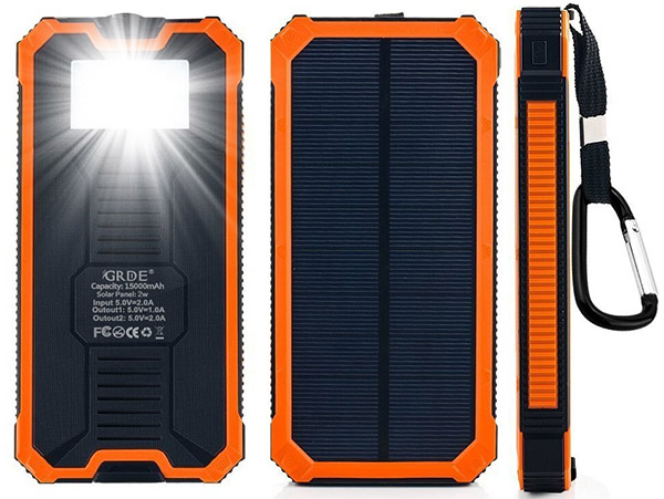 Solar-Charger-with-6LED-Flashlight-15000mAh
