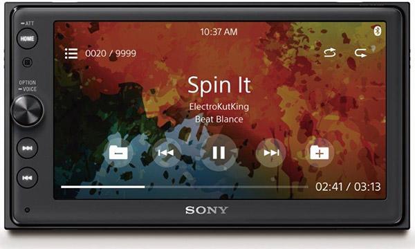 Sony-XAV-AX100